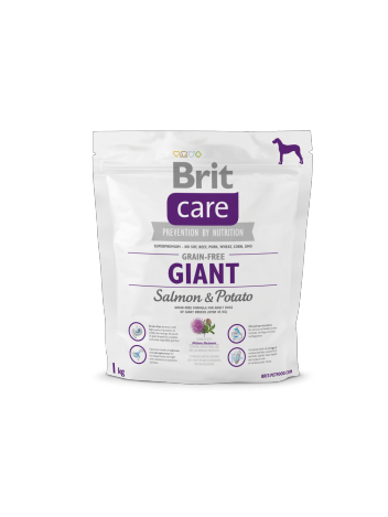 Brit Care Giant Salmon & Potato - 1kg