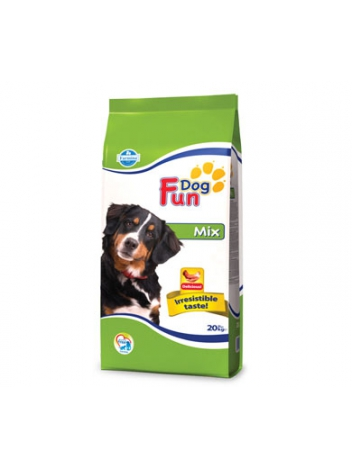 Fun Dog Mix - 20kg