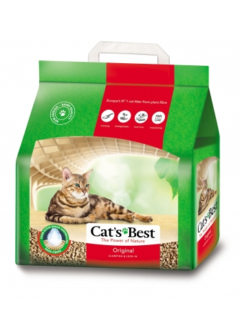 Cat's Best Original  2,1kg (5l)