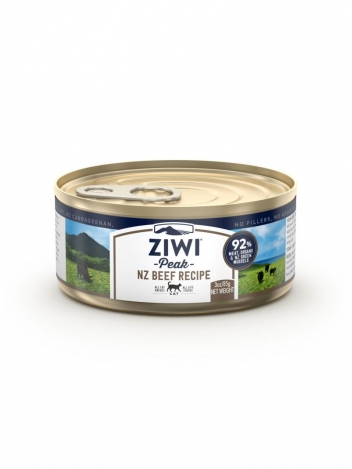 Ziwi Peak Wet Beef recipe for cat 85g