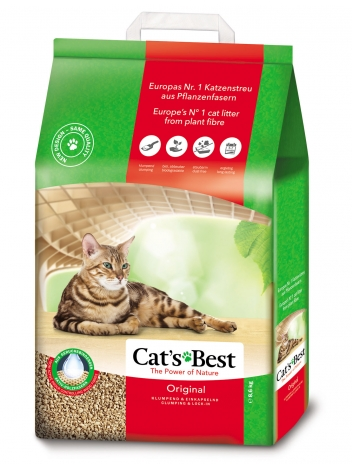 Cat's Best Original - 8,6kg (20l)