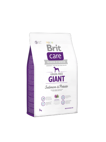 Brit Care Giant Salmon & Potato - 3kg