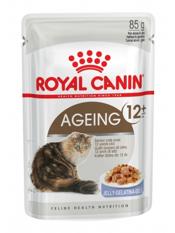 Royal Canin Ageing +12 w galaretce 85g