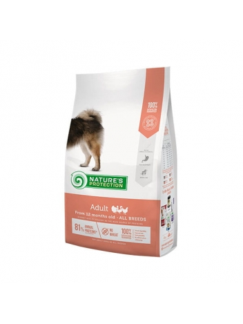 Nature's Protection Adult 4kg
