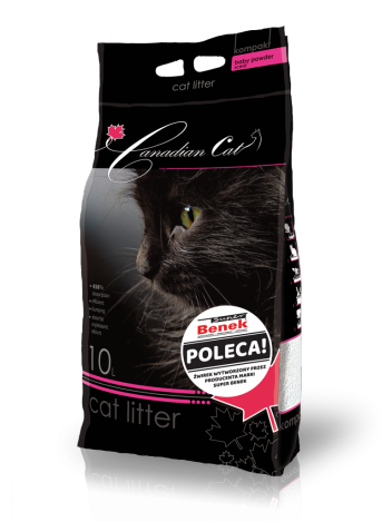 Canadian Cat Baby Powder 10l