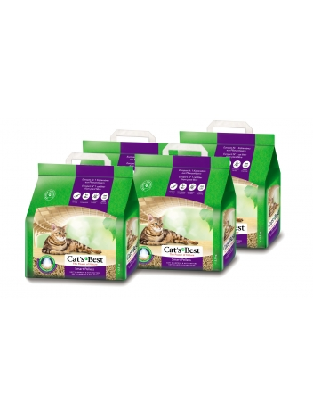 Cat's Best Smart Pellets - 10kg/20l (4x2,5kg/4x5l)