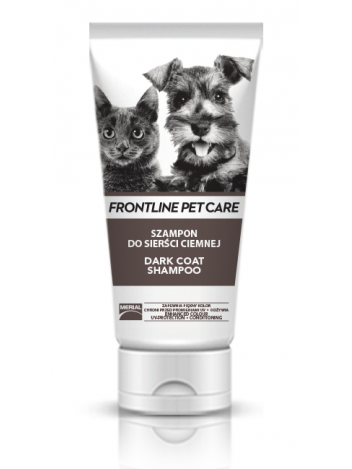 Frontline Petcare Dark Coat - 200ml