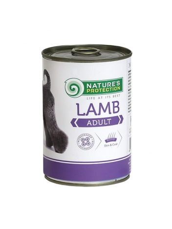 Nature's Protection Adult Lamb 400g