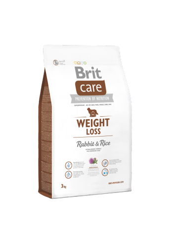 Brit Care Weight Loss Rabbit & Rice - 3kg