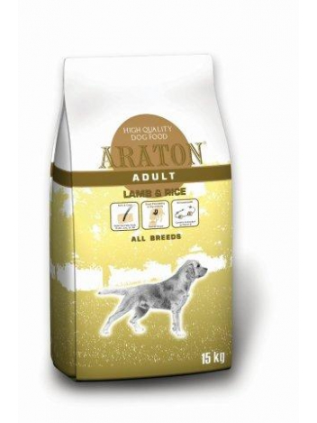 Araton Dog Adult Lamb & Rice - 15kg