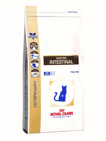 Royal Canin Veterinary Cat Gastro Intestinal 4kg