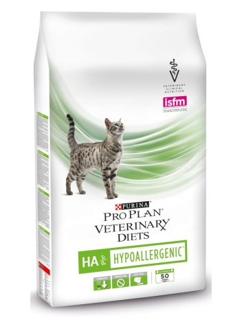 Pro Plan Veterinary HA Hypoallergenic - 3,5 kg
