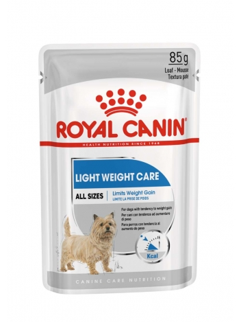 Royal Canin Light Weight Care Loaf 12x85g