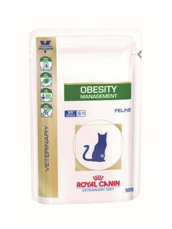 Royal Canin Veterinary Cat Obesity Management 100g