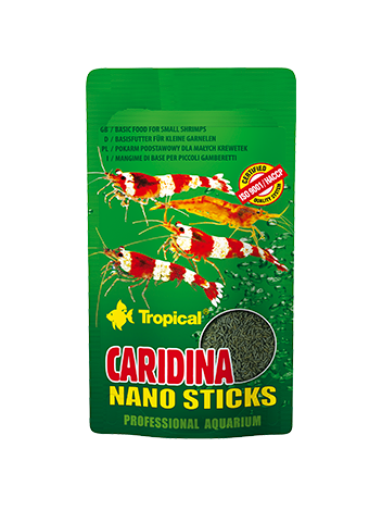 Tropical Caridina Nano Sticks - saszetka - 10g