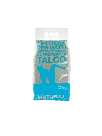 Natural Code Cat Litter Talcum 5kg