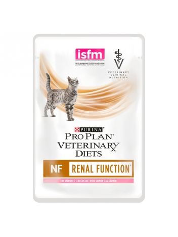 Pro Plan Veterinary NF Renal Function Salmon - 85g