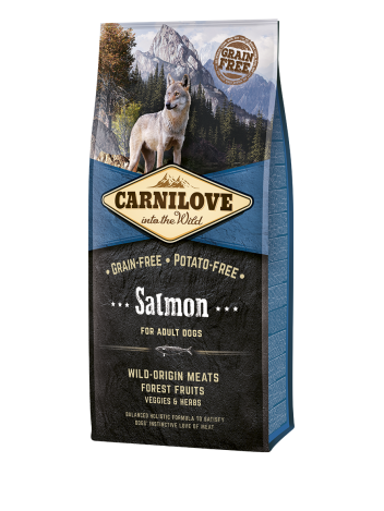 Carnilove Adult Salmon - 12kg