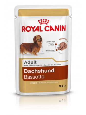 Royal Canin Dachshund Adult - 12x85g