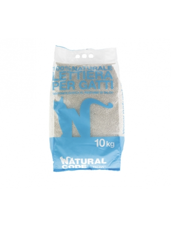 Natural Code Cat Litter Talcum 10kg