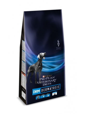 Pro Plan Veterinary DRM Dermatosis - 12kg