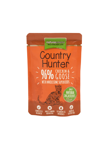Natures Menu Chicken & Goose 85g