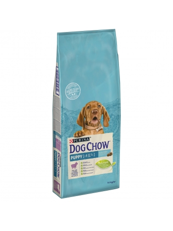 Purina Dog Chow Puppy Lamb 14kg (11+3kg)