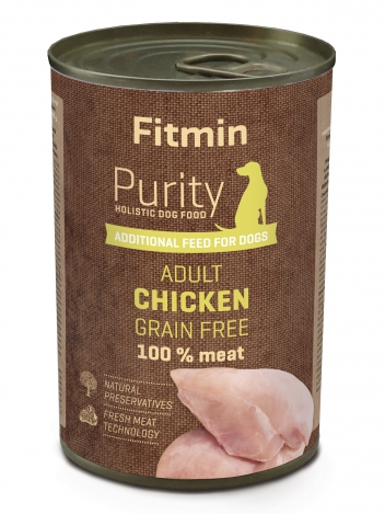 Fitmin Purity Dog Chicken 400g