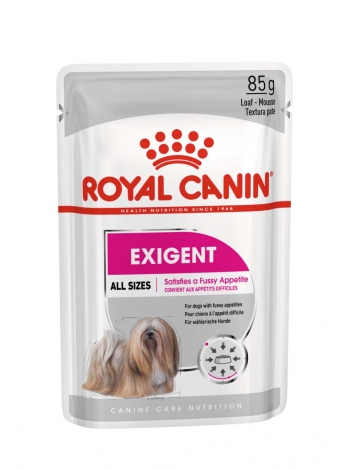 Royal Canin Exigent Loaf 12x85g
