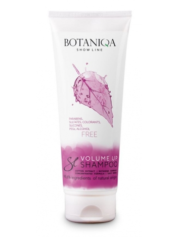 Botaniqa Show Line Volume Up Shampoo - 250ml