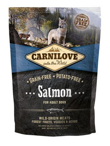 Carnilove Adult Salmon - 1,5kg