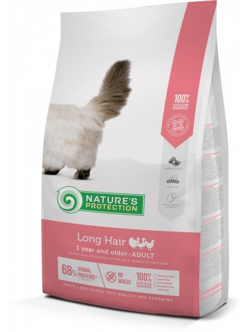 Nature's Protection Long Hair 2kg