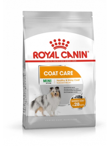 Royal Canin Mini Coat Care 8kg