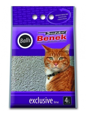 Super Benek Exclusive Balls - 4l