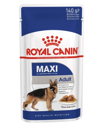 Royal Canin Maxi Adult 140g