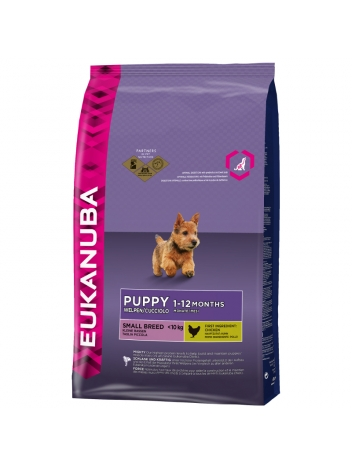 Eukanuba Puppy Small Breed - 3kg