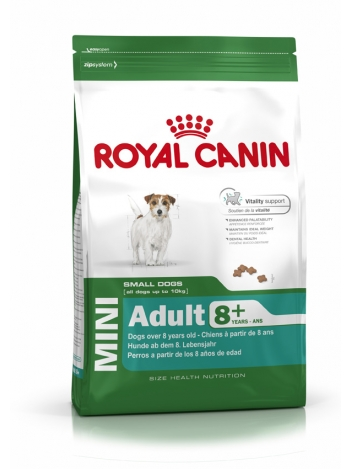Royal Canin Mini Adult +8 - 0,8kg