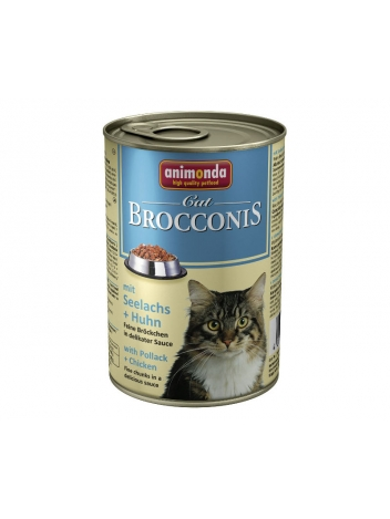 Animonda Brocconis Cat - 400g