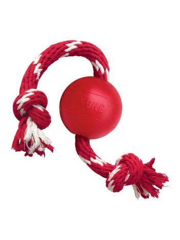 Kong Ball with Rope S