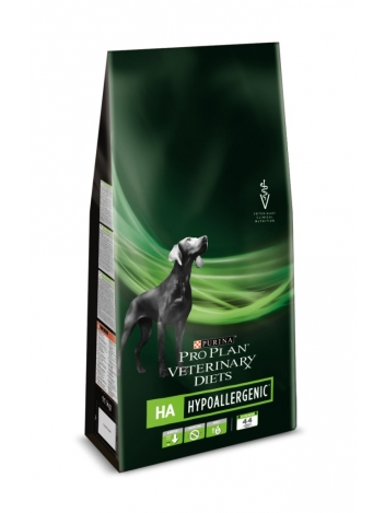 Pro Plan Veterinary HA Hypoallergenic - 3kg
