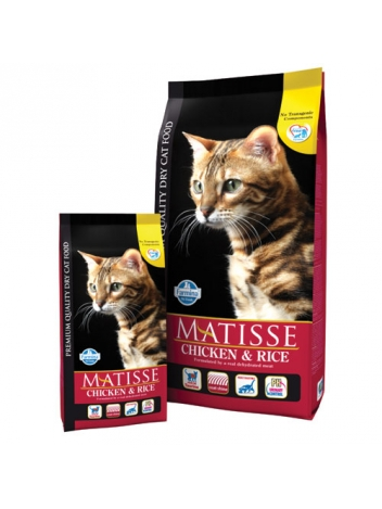 Matisse Chicken & Rice 0,4kg