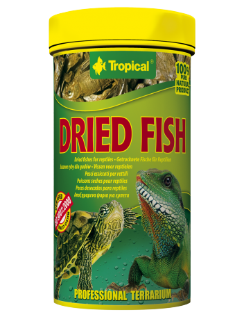 Tropical Dried Fish - 35g/250ml