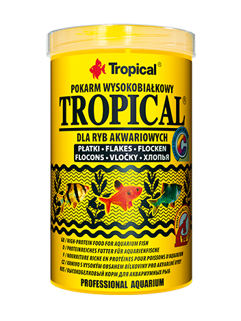 Tropical - 100g/500ml