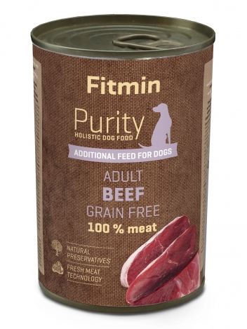 Fitmin Purity Dog Beef 400g