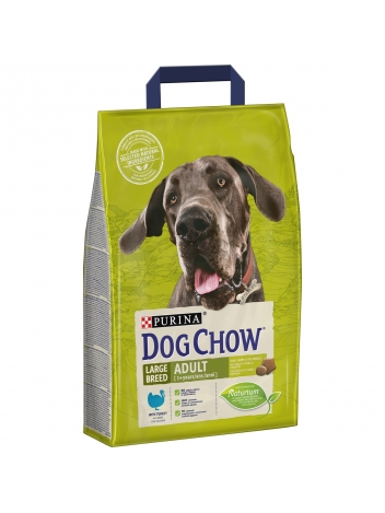 Purina Dog Chow Adult Large Breed Turkey 2,5kg
