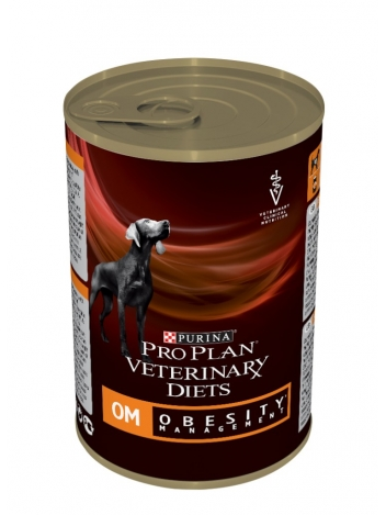 Pro Plan Veterinary OM Obesity Management - 400g