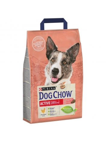 Purina Dog Chow Active Adult 1+ Chicken 2,5kg