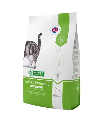 Nature's Protection Urinary Formula-S 7kg