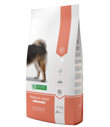 Nature's Protection Medium Adult 12kg