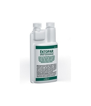 Ektopar Spray (koncentrat) - 250ml